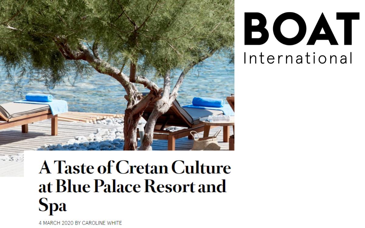A Taste Of Cretan Culture By Caroline White In Boat International