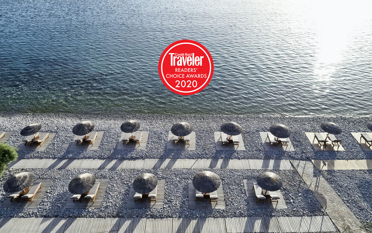 TOP 30 Resorts In Europe Readers' Choice Awards 2020 By Condé Nast Traveler